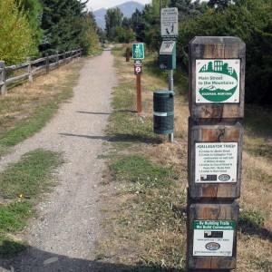 Bozeman Gallagator Trail